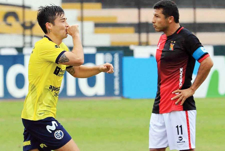 Deportivo Municipal vs FBC Melgar