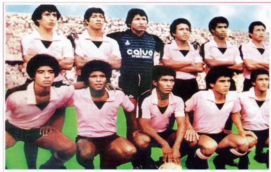 Este es el último equipo que logró un título para el Sport Boys. Fue en 1984