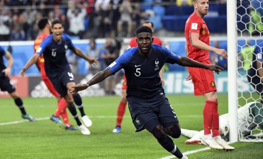 Francia Vs Belgica