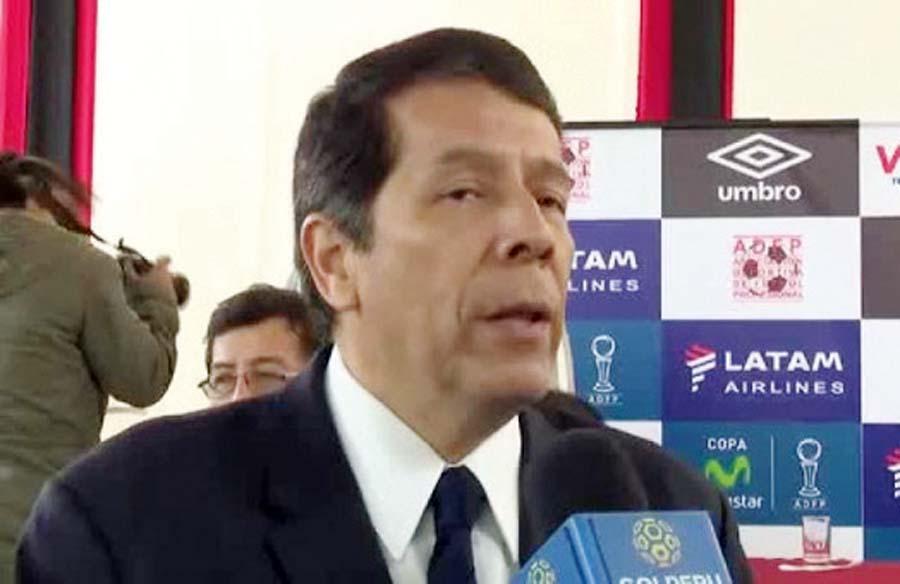 Héctor Ordóñez vicepresidente de la ADFP