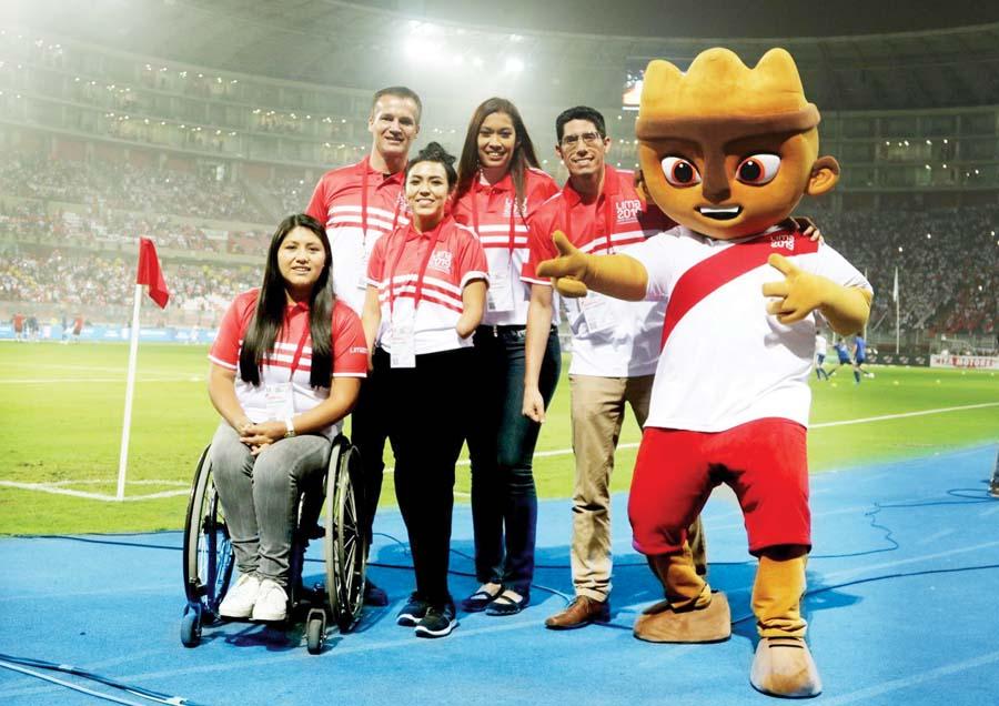 Juegos Panamericanos y Parapanamericanos de Lima