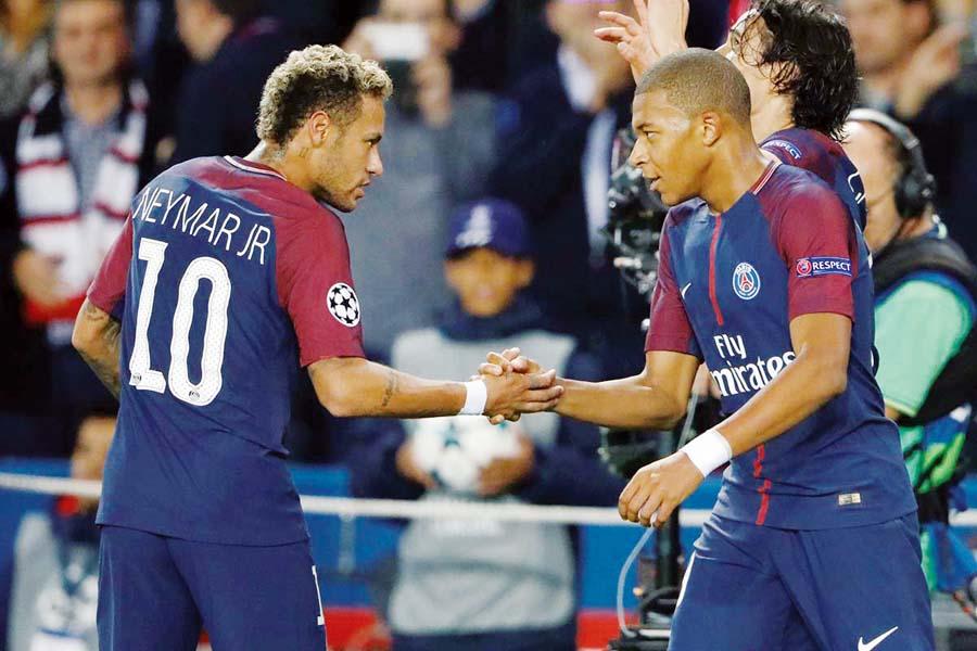 Neymar y Mbappé se quedarán en el PSG