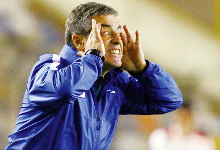 Pablo Bengoechea técnico de Alianza Lima