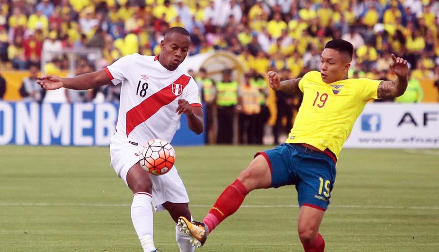 Perú jugará con Ecuador y Colombia en noviembre