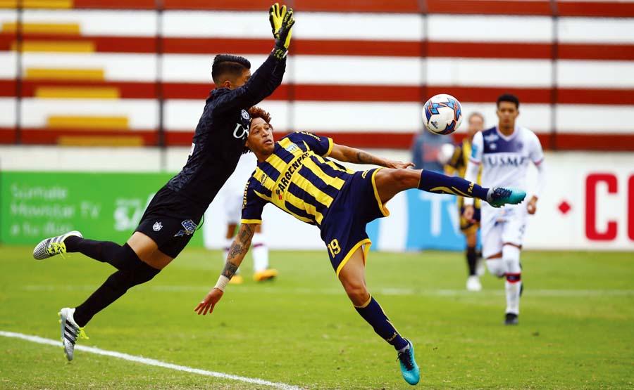 San Martin Vs Sport Rosario