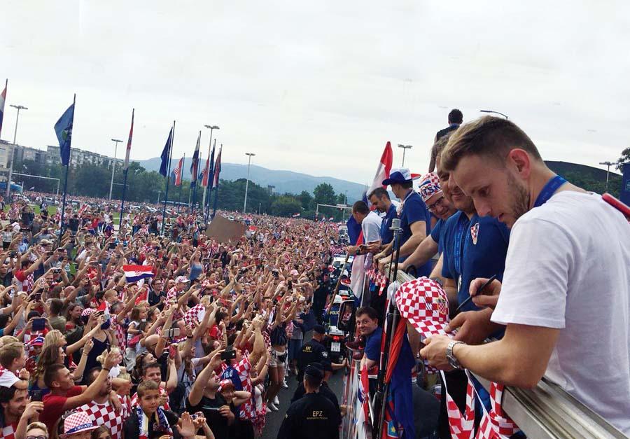 Selección croata