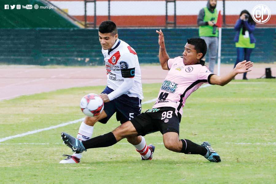 Sport Boys vs Deportivo Municipal