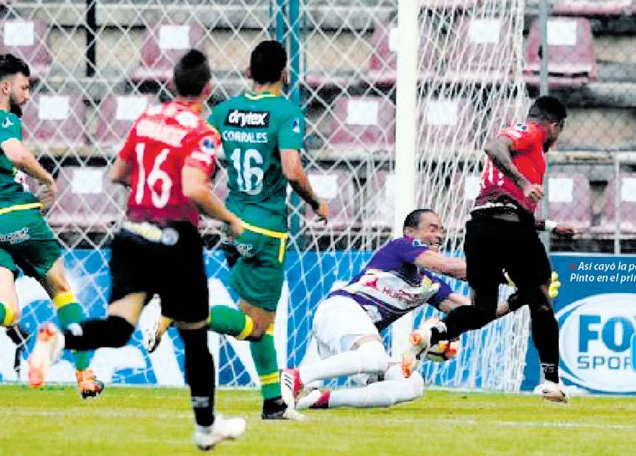 Sport Huancayo cayó 2-0 ante Caracas FC