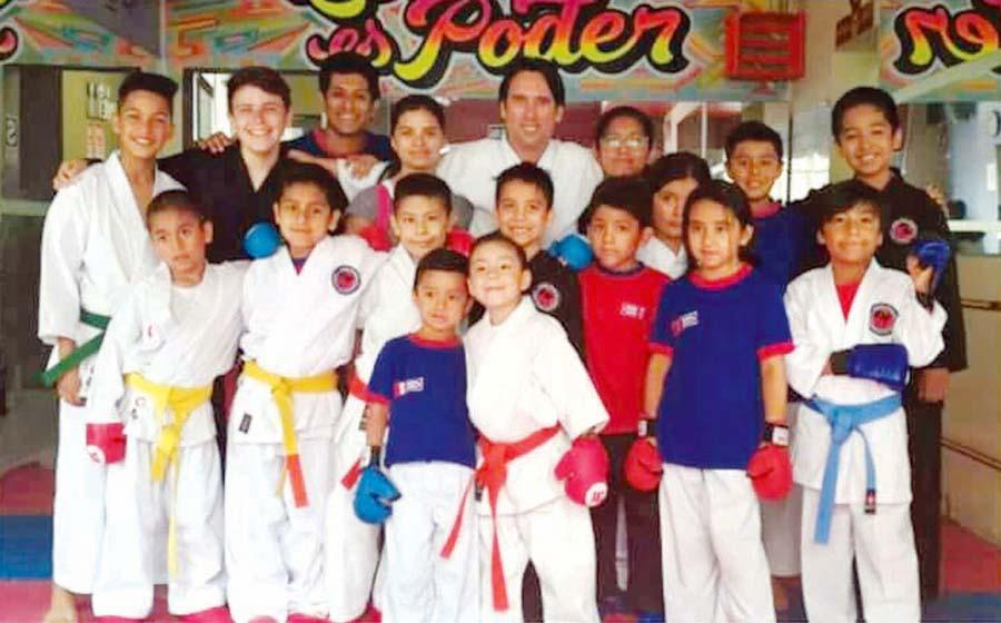 """Academia de Karate """"Kuba Perú Deporte, Cultura y Recreación"""""""