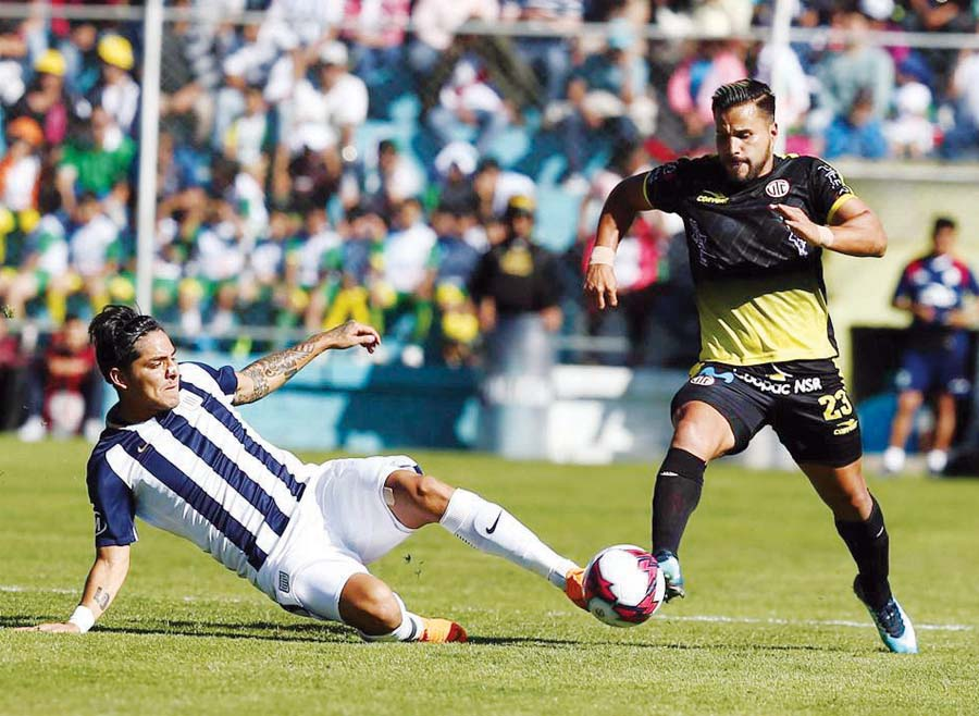 Alianza Lima vs UTC