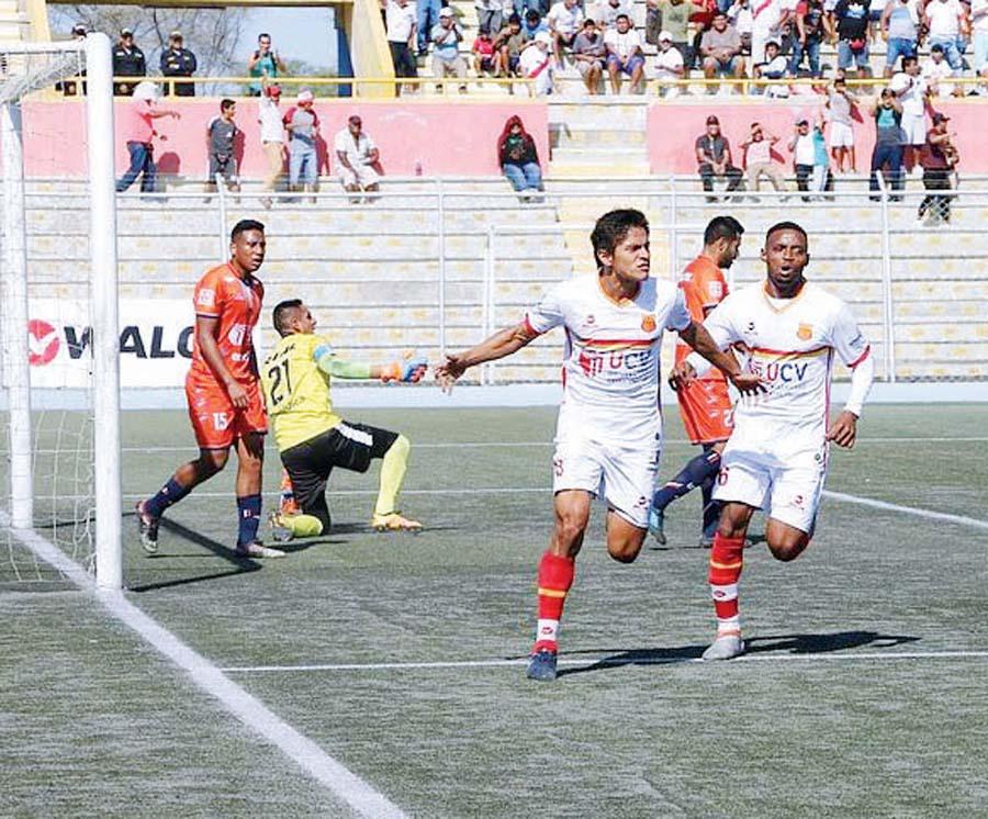 Atlético Grau vencio 1-0 a U. César Vallejo