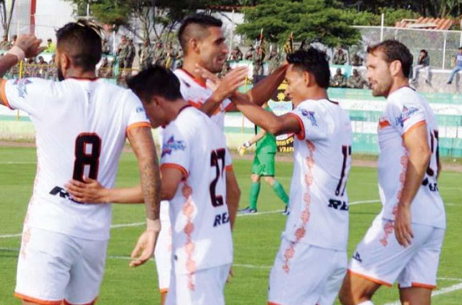 Ayacucho FC se impuso por 3-1 ante Sport Huancayo