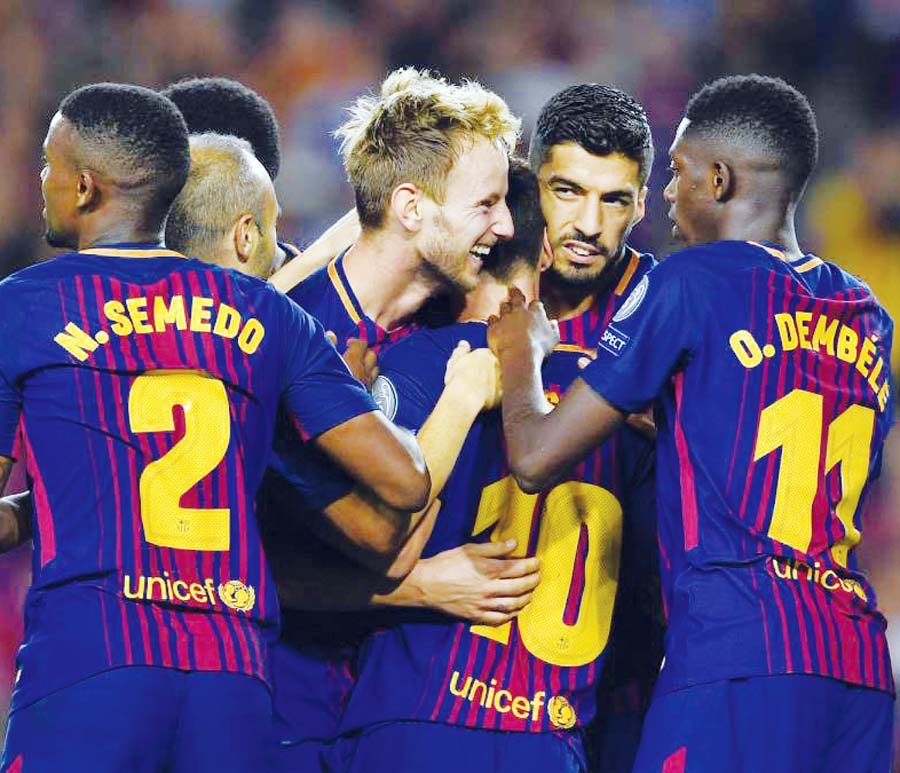 Barcelona choca ante Boca Juniors