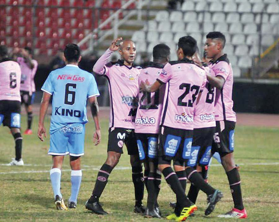 Boys venció 1-0 a Binacional en el Callao