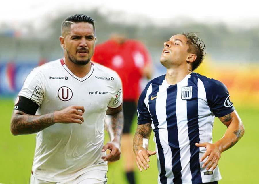 El 'Loco' Vargas y el 'Enano' Hohberg tendrán un duelo interesante