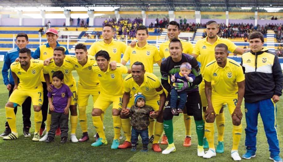 El equipo amarillo desde que juega en Primera (2016) nunca estuvo ante esta