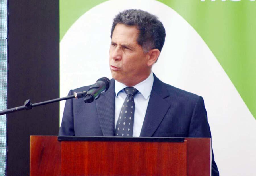 Hugo Duthurburu, presidente de la ADFP