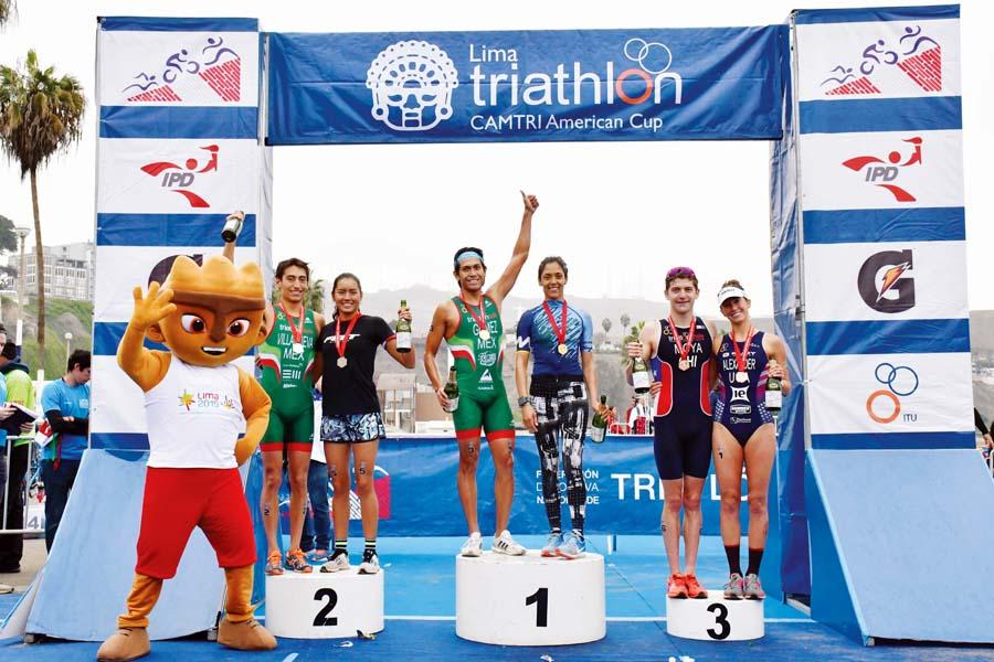 Lima Triatlón CAMTRI American Cup