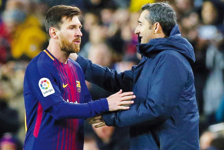 Lionel Messi y Cristiano Ronaldo