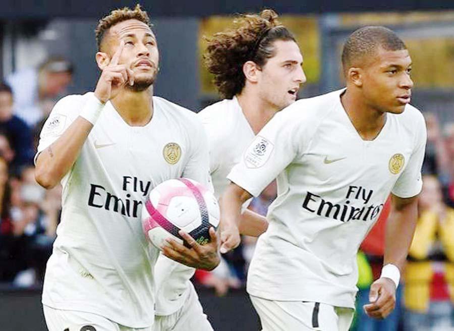 Neymar o Mbappé