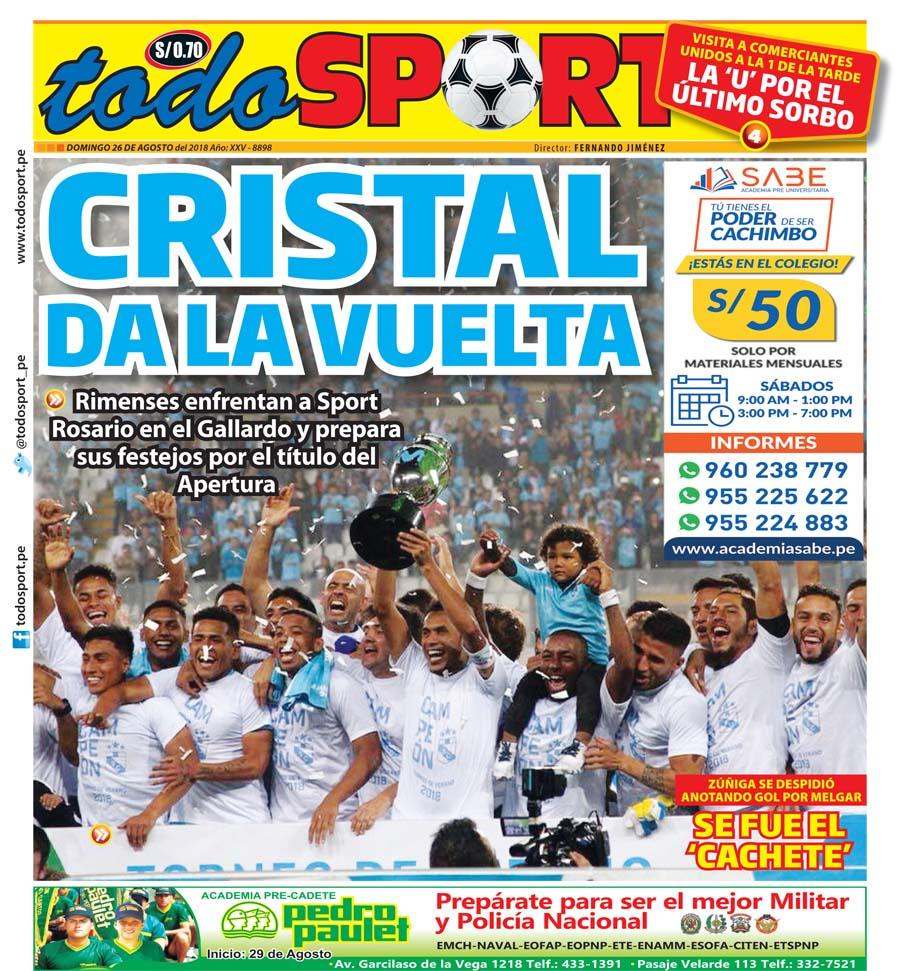 Portada (26-08-2018)