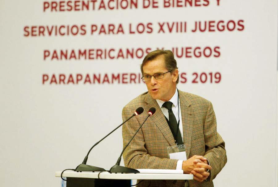 Proyecto Especial para la Preparación y Desarrollo de los Juegos Panamericanos 2019
