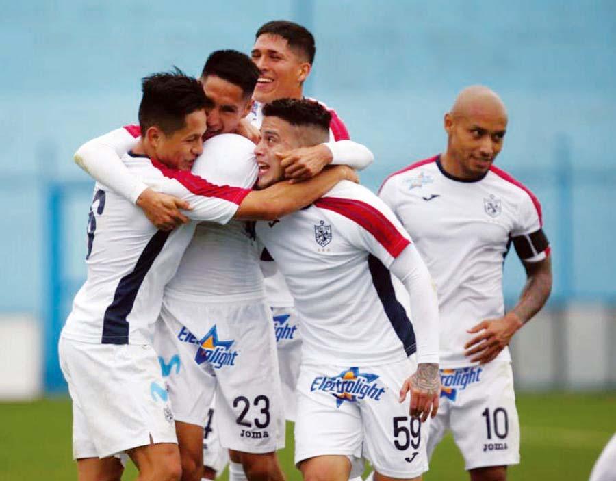 Real Garcilaso jugará ante San Martin