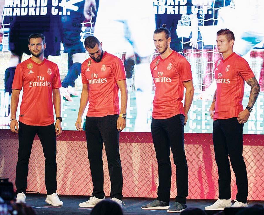 Real Madrid la otra piel