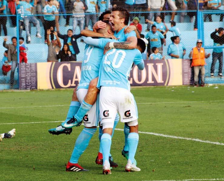 Sporting Cristal campeón Torneo Apertura