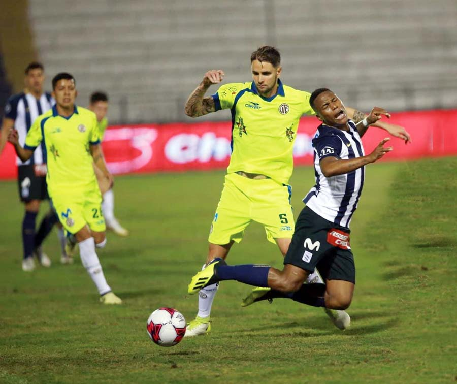 UTC le quitó el invicto como local a Alianza Lima