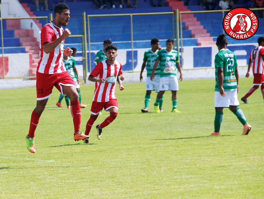Unión Huaral venció 2-1 a Los Caimanes