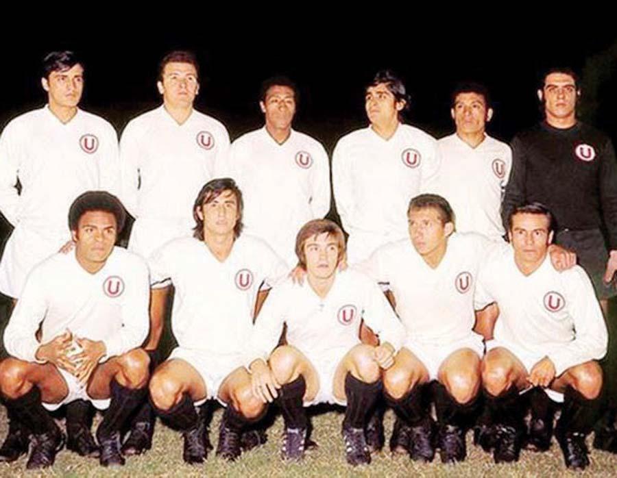 Universitario - Uno de los mejores equipos de la historia del club estudiantil
