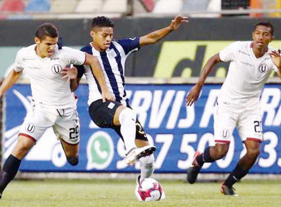 Universitario vs Alianza Lima