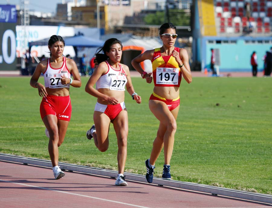 XVIII Campeonato Iberoamericano de Atletismo