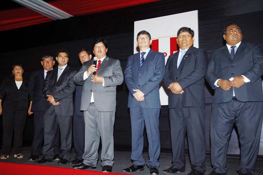 directores de la Federación Peruana de Fútbol