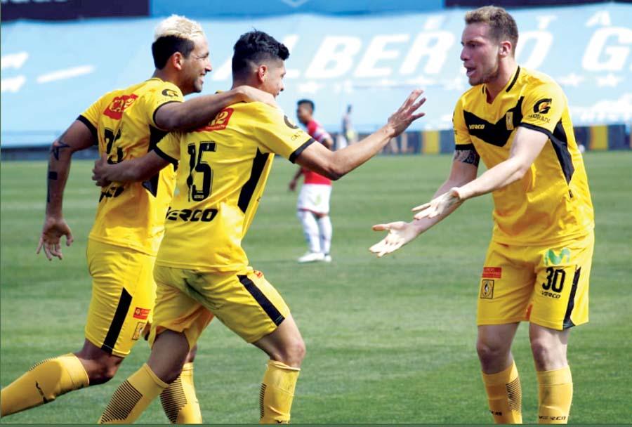 Academia Cantolao se impuso por 2-1 a Unión Comercio
