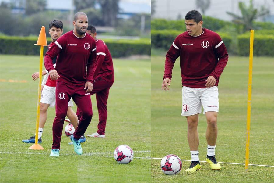 Aldo Corzo y Alberto Rodríguez salieron lesionados