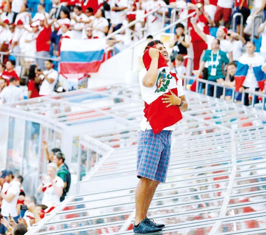 Barra peruana ganó el premio 'The Best' por su desempeño durante el Mundial Rusia 2018