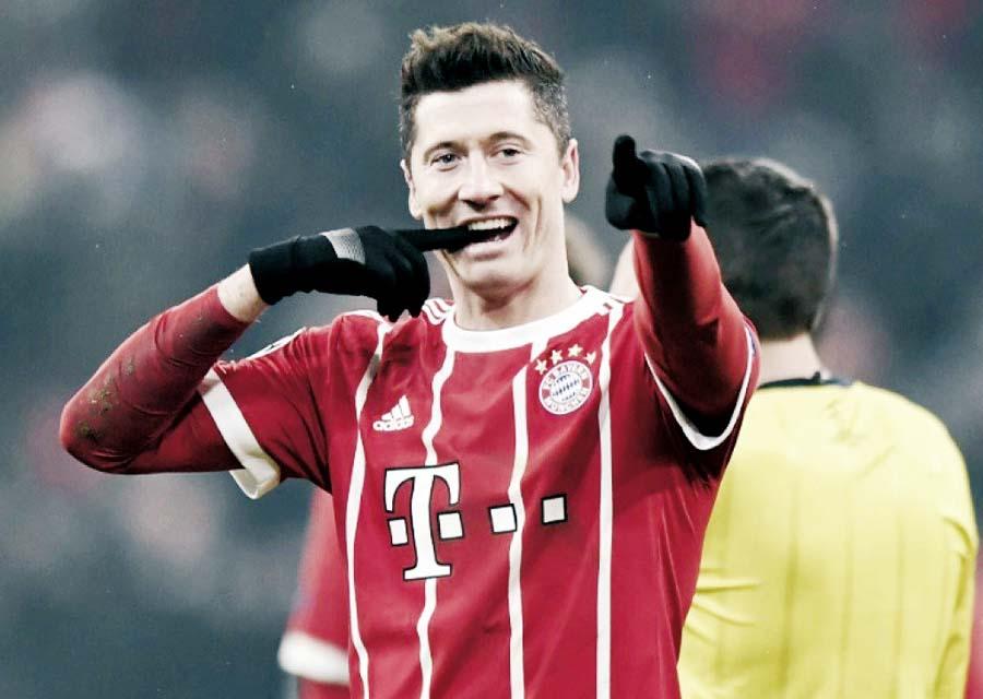 Bayern Múnich con todo su poderío visita al Benfica