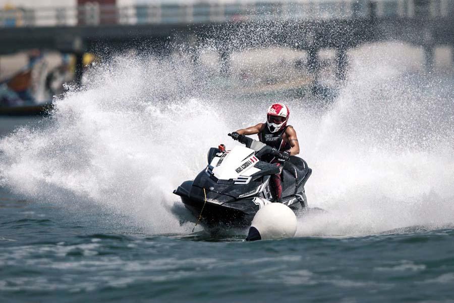 Campeonato Nacional de Motos Acuáticas 2018