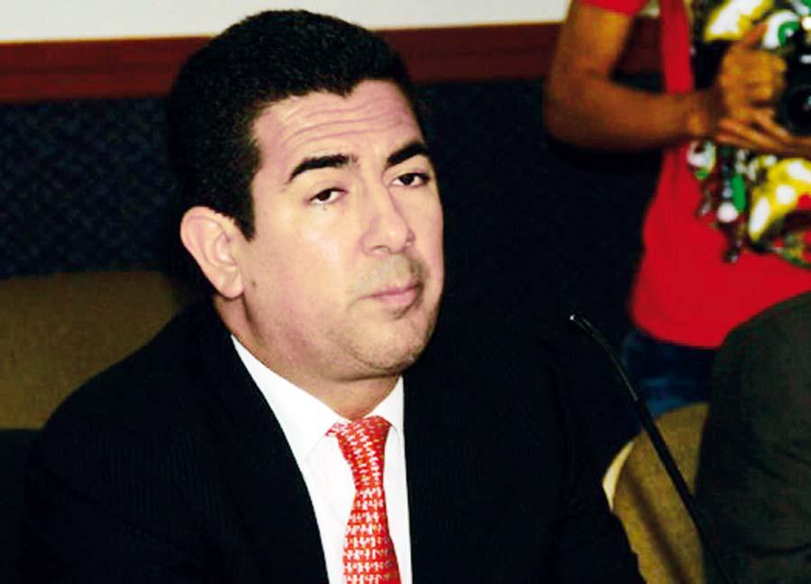 Carlos Moreno, administrador de la 'U'
