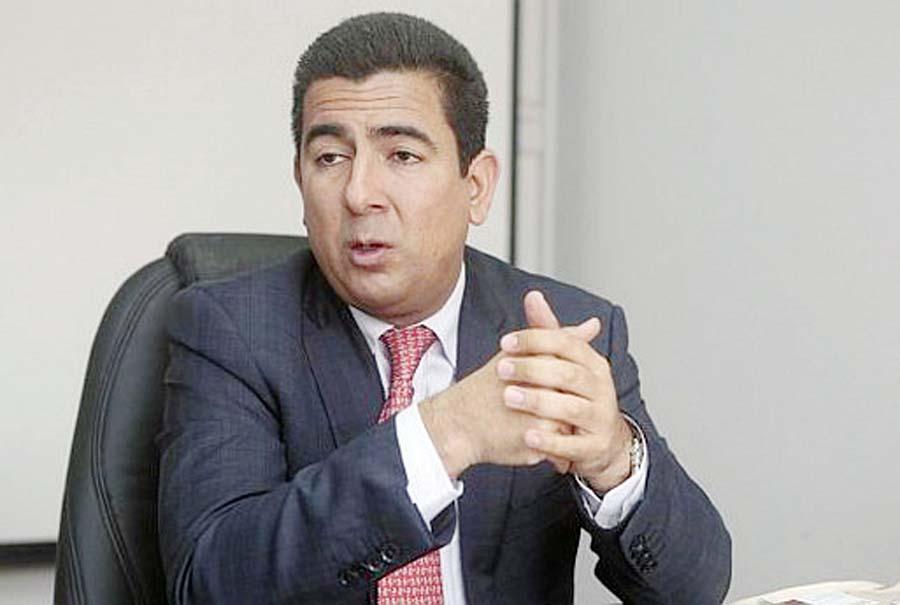 Carlos Moreno, administrador del club merengue,