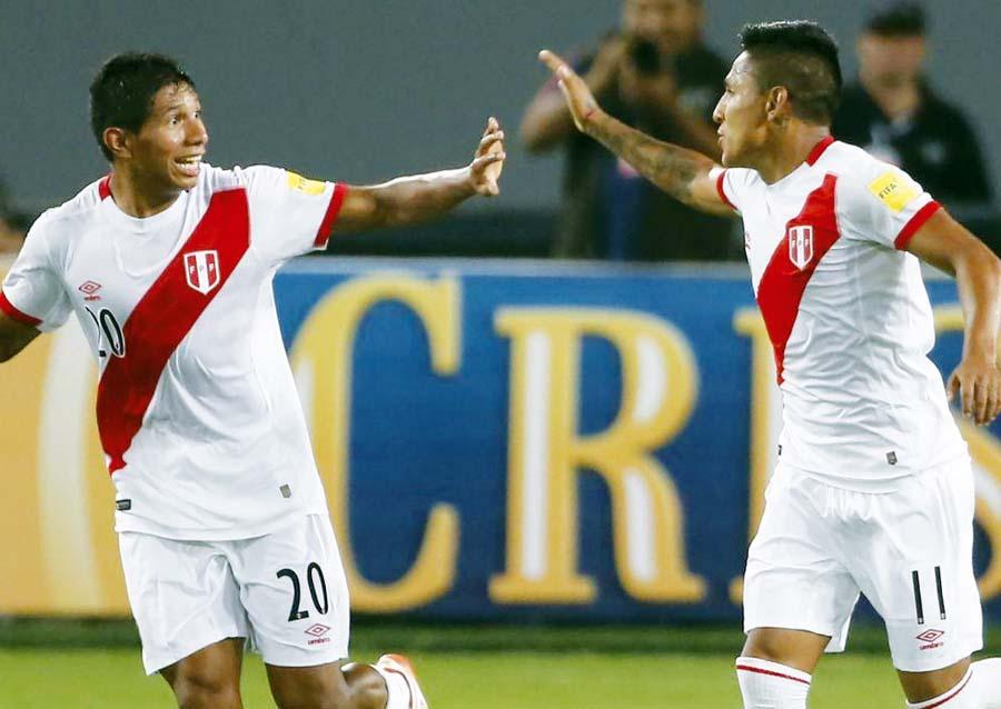 Como en la 'U', Raúl y Edison se vuelven a juntar