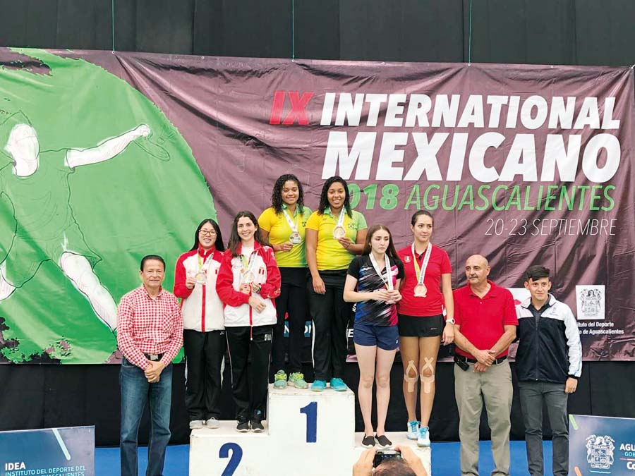 IX International mexicano 2018 Aguas Calientes