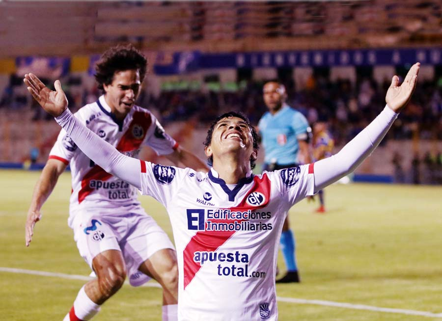 Municipal le ganó 1-0 a Sport Rosario