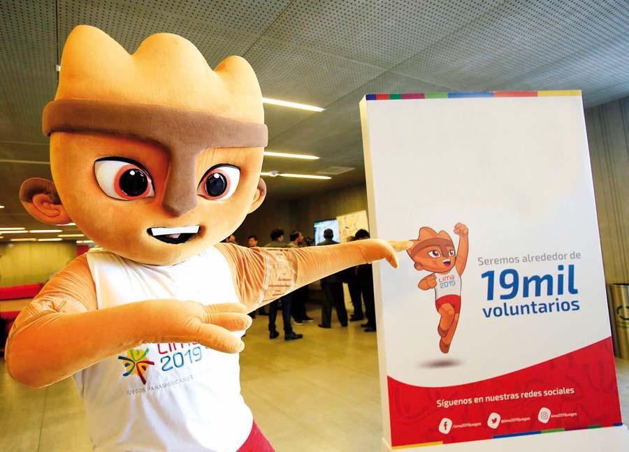 Programa de Voluntariado de Lima 2019