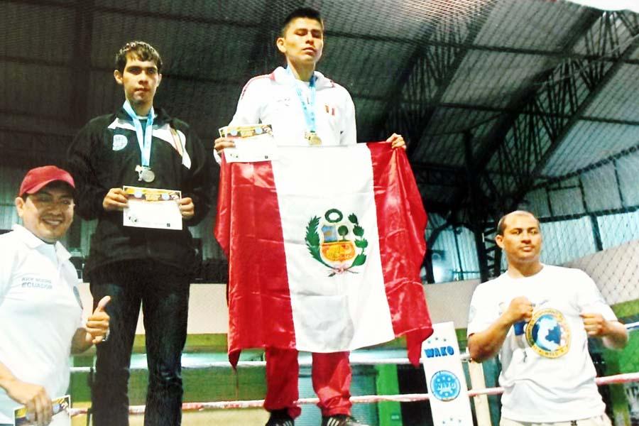 Renzo Atencio Gutiérrez