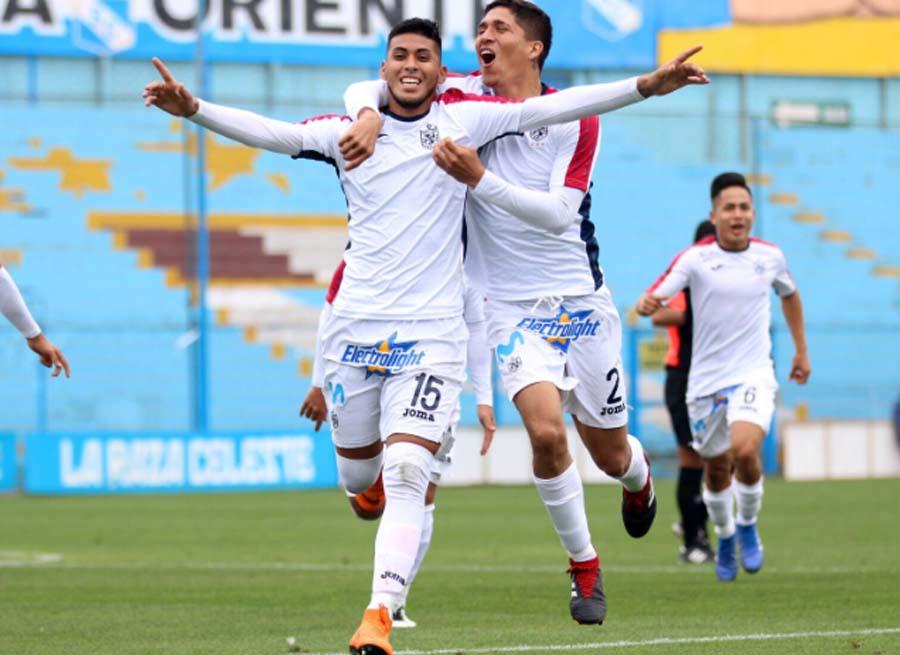 San Martín le ganó 3-2 a Cantolao