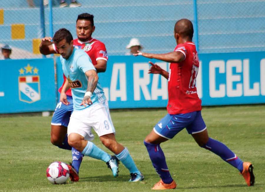 Sporting Cristal vs U. Comercio