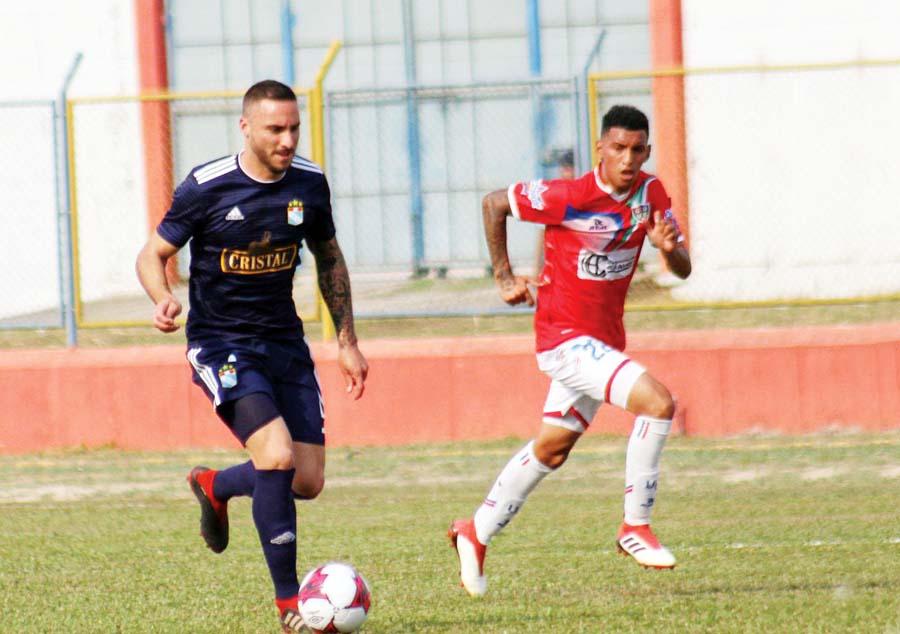 Unión Comercio vencio 2-1 a Sporting Cristal